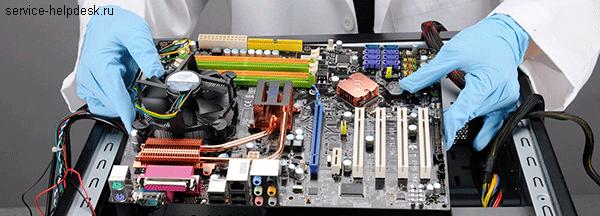 ремонт компьютеров дунайский